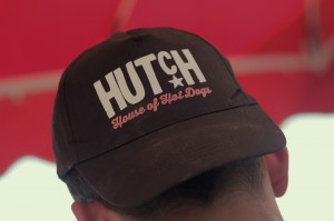 Hutch Hot-Dogs House au Festival Solidays