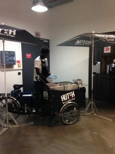 Vente Privée & Hutch Hot-Dogs
